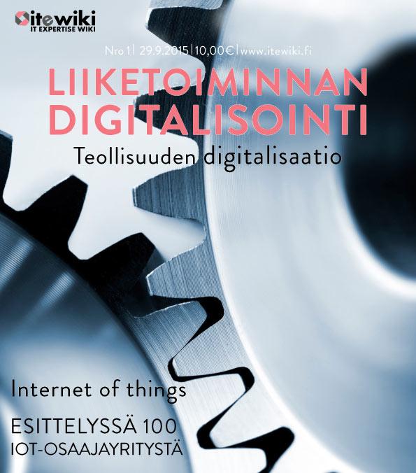 Digitalisaatio-teollisuus